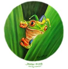Jester Frog