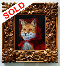 SOLD - Little Red