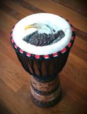 Eagle Djembe - $230