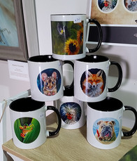 Ceramic Mugs - $20