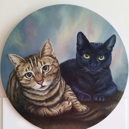 Tinka & Puss