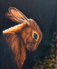 SOLD - Bashful Br'er Rabbit