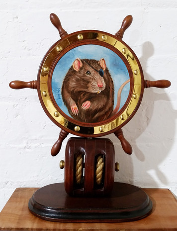 Jack the Dirty Rat - $220