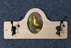 Sunbird Coat Hooks - $280