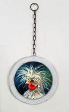 Chicken with a Pearl Earring 1 - $165