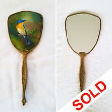 SOLD - Hand Mirror