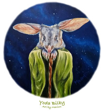Yoda Bilby