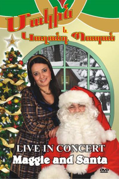 DVD-Maggie & Santa