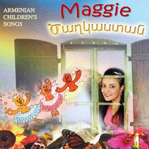CD- Dzaghgasdan