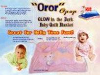 Baby Blanket 'Oror'