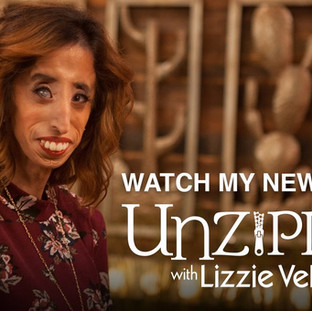 Unzipped with Lizzy Valesques