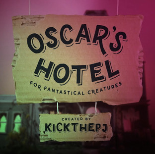 Oscar's Hotel for Fantastical Creatures for Henson and New Form Digital