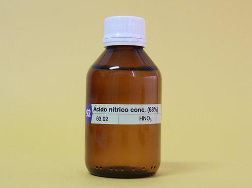 Ácido nítrico concentrado (68%)