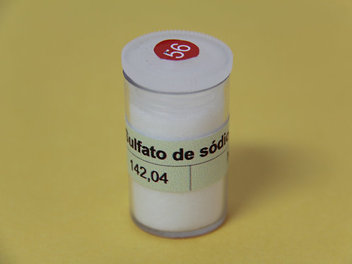 Sulfato de sódio