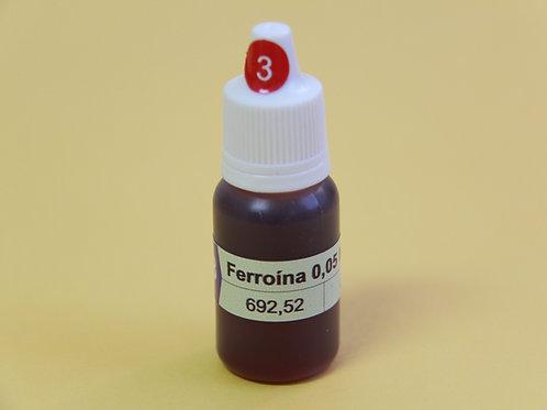 Ferroína 0,05M
