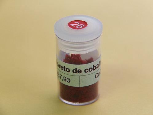 Cloreto de cobalto