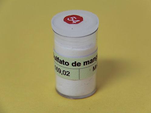 Sulfato de maganês