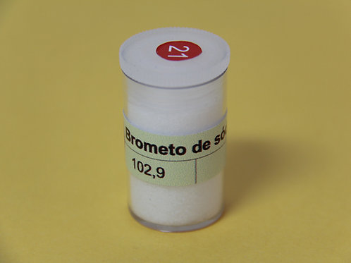 Brometo de sódio