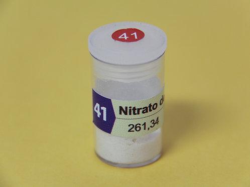 Nitrato de bário