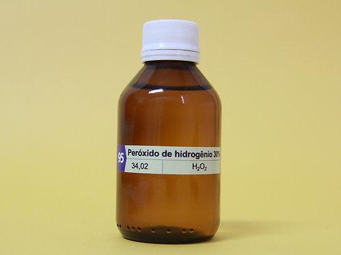 Peróxido de hidrogênio (30%)