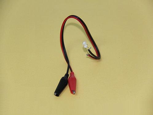 Lâmpada de LED com garras
