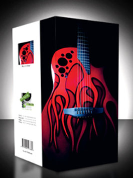 Ovation Red Flame