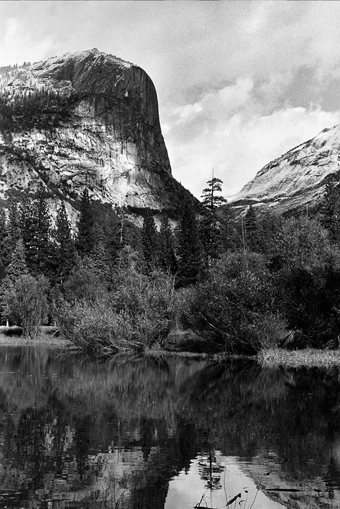 Yosemiten - Mirror Lake