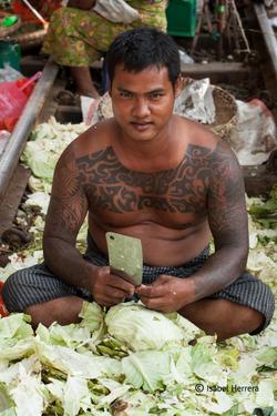 Yangon_Markt