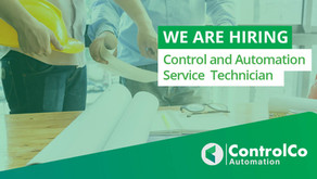 Position Available: Control and Automation Service Technician