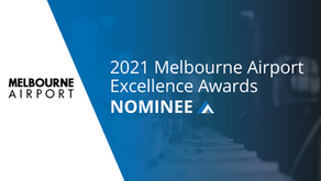Airmaster nominated for Melbourne Airport's Business Partner of the Year