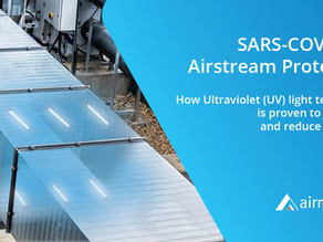 UV -C Technology Proven to be an Effective Solution in the Elimination and Reduction of COVID-19