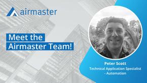 Staff Profile: Peter Scott