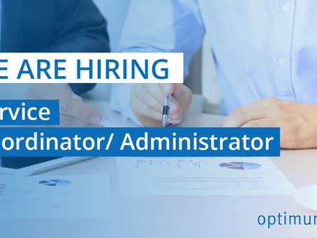 Position Available: Service Coordinator/ Administrator