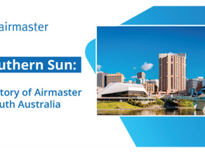 Southern Sun: A History of Airmaster in South Australia