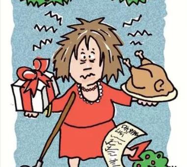 Holiday Stress – Get A Massage!