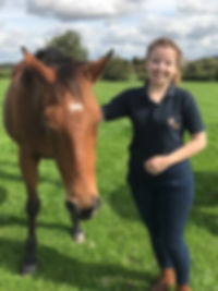 Kirsty Brown Veterinary Physiothrapist Hampshire