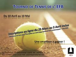 TOURNOI DE TENNIS 2015