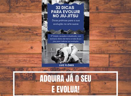 E-BOOK DE JIU-JITSU: 32 Dicas para evoluir NO JIU-JITSU