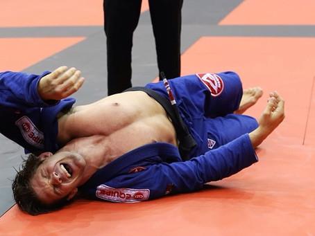 Lesões no jiu-jitsu, como evitar
