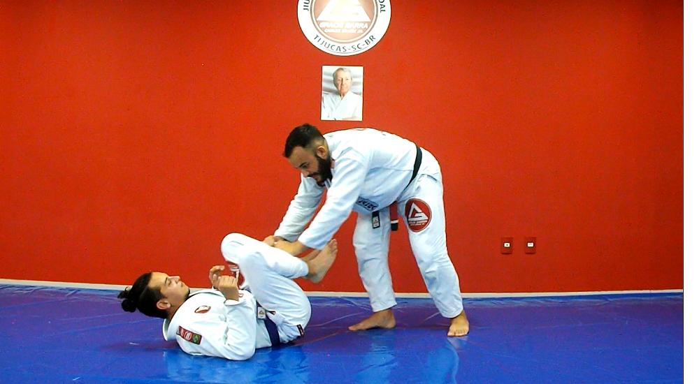 guardeu ou passador no jiu-jitsu