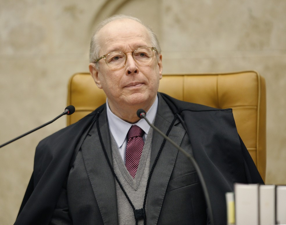 Ministro Celso de Melo