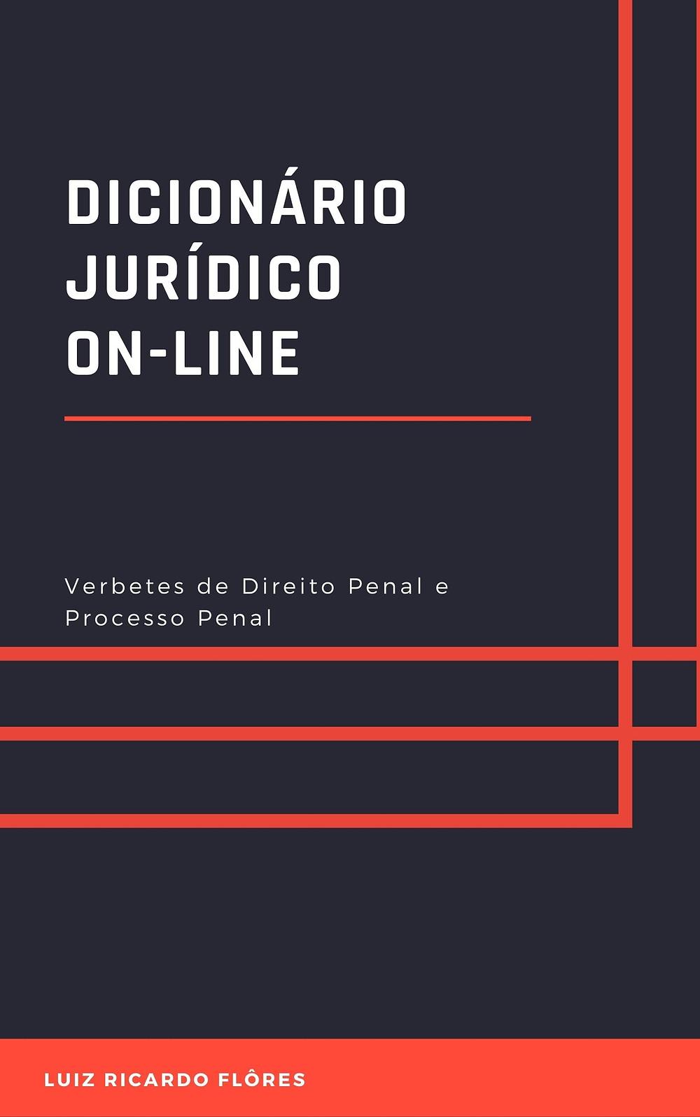 dicionário jurídico on-line
