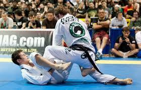 não seja raspado no jiu-jitsu