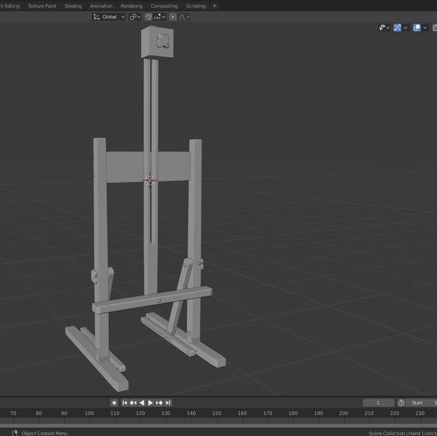 3D model of Easel.png