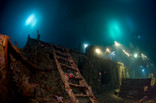 Nightdive on the Thistlegorm, Red Sea, Egypt