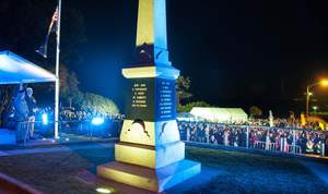 ANZAC Day- Cowes