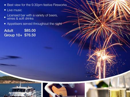 New Year's Eve Bay Cruise