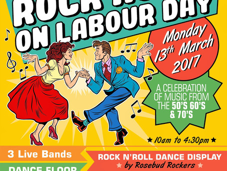 Rock Away Labour Day