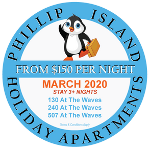 March Rates - From $150 per night!