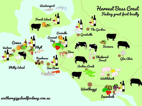 Phillip Island & South Gippsland - A Foodies Paradise!